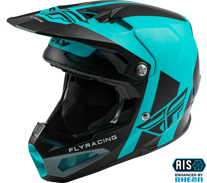 fly racing helmets formula origin teal
