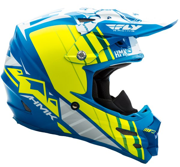 fly-f2-carbon-hmk-pro-cross-snow-helmet-hivis-right