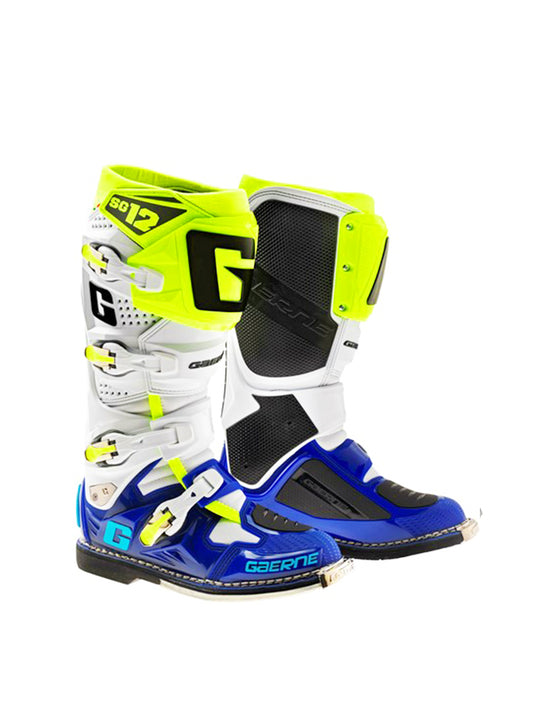 Gaerne SG-12 Boots Colors