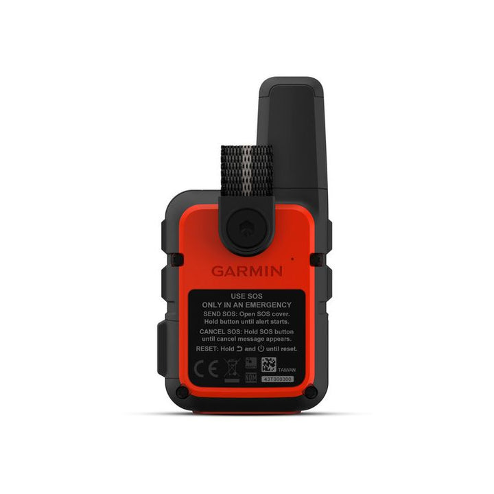 garmin inreach mini back