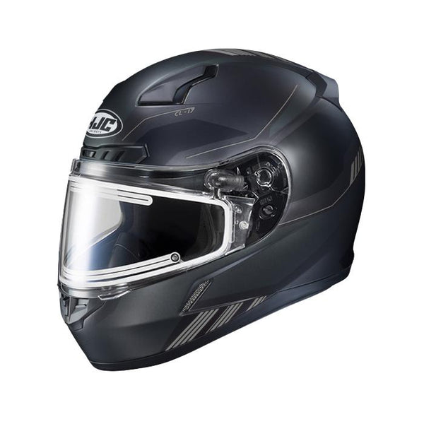 HJC CL-17 Combat Snowmobile Helmet Electric Shield