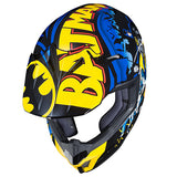 HJC CL XY 2 Batman Youth Helmet top
