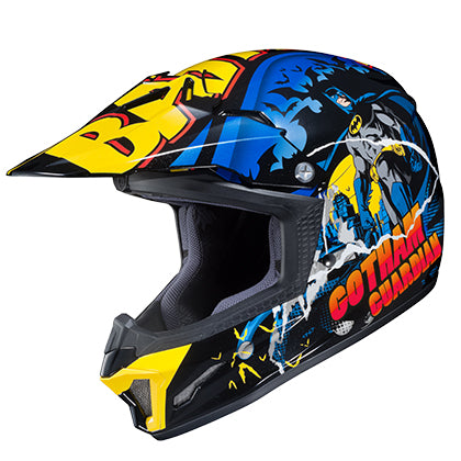 HJC CL XY 2 Batman Youth Helmet