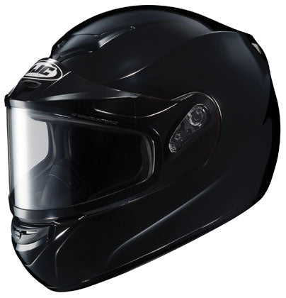 hjc cs-r3 snowmobile helmet black