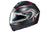 HJC IS MAX 2 Dova Electric Shield Snowmobile Helmet