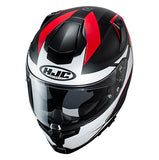 hjc rpha 70 st sampra helmet red top