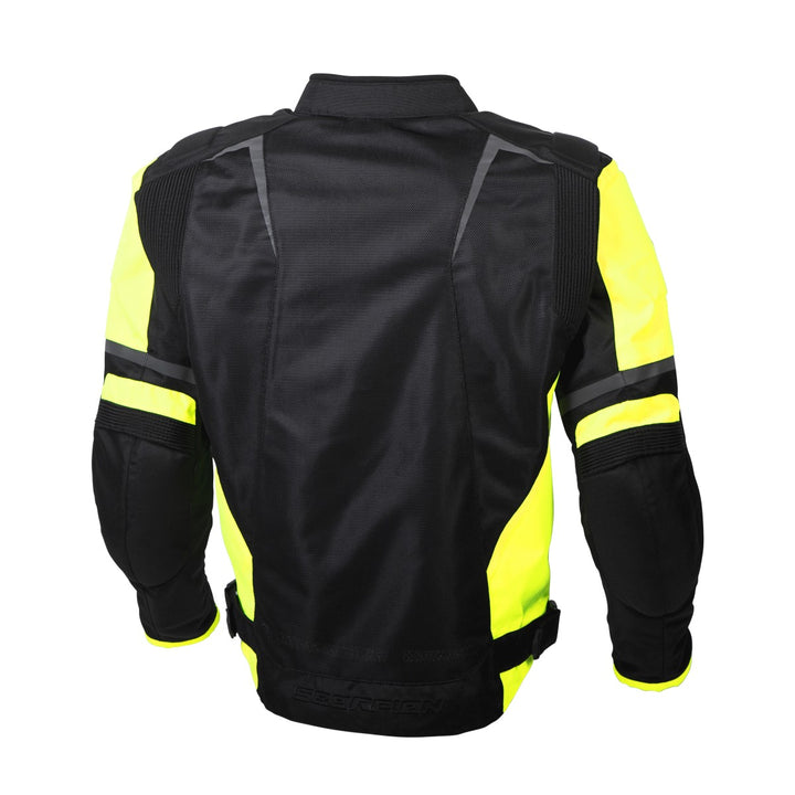 scorpion-influx-mesh-jacket-hivis-back