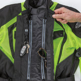 joe rocket phoenix ion summit mesh jacket liner
