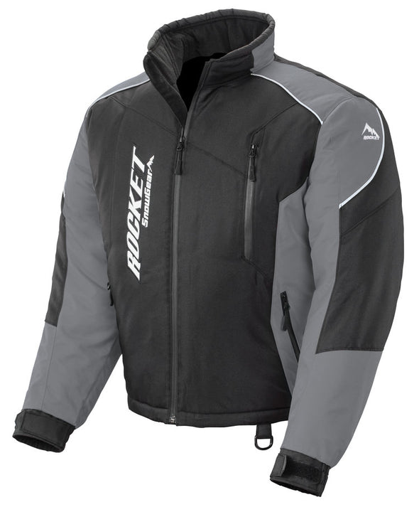 rocket-snow-gear-storm-xc-kids-snowmobile-jacket-black-grey