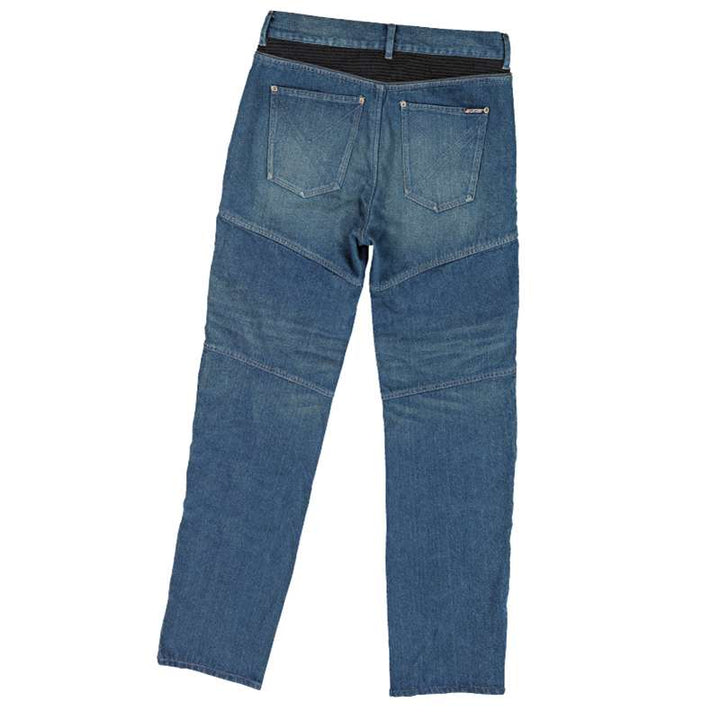 joe rocket accelerator motorcycle jeans rear
