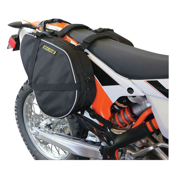 nelson rigg rg20 dual sport motorcycle saddlebags