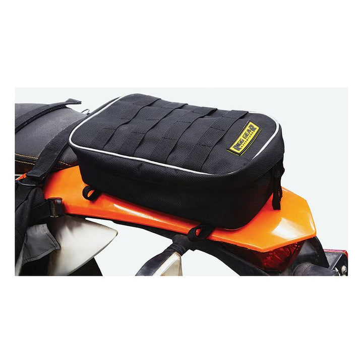 nelson rigg rg-025r rear fender tool bag installed