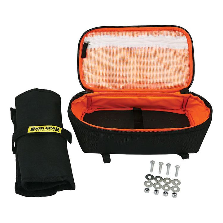 nelson rigg rg-025r rear fender tool bag interior
