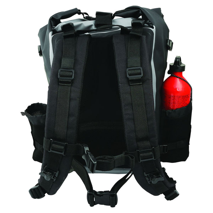 nelson rigg hurricane backpack tail bag back