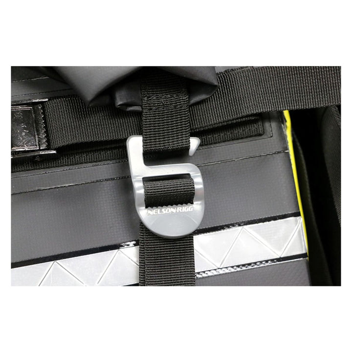 nelson rigg 3050 adv motorcycle saddle bags buckle