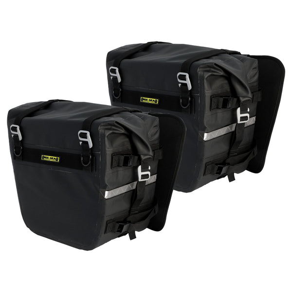 Nelson Rigg Deluxe ADV Motorcycle Saddlebags Survivor Edition
