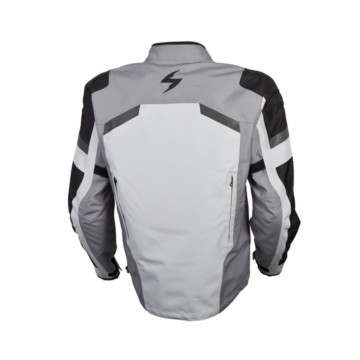 scorpion-optima-motorcycle-jacket-grey-back