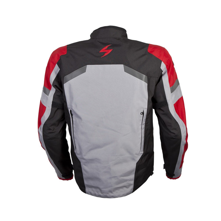 scorpion-optima-motorcycle-jacket-red-back