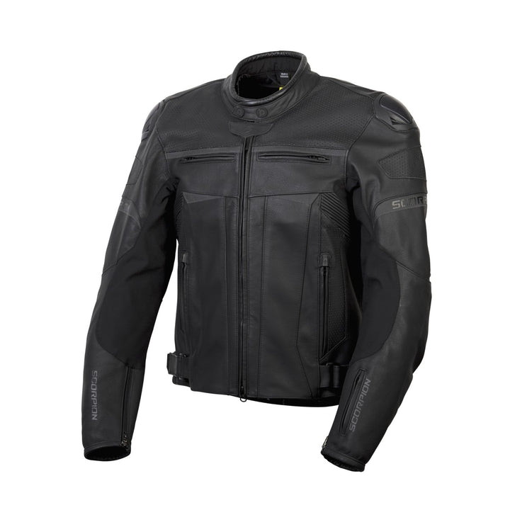 scorpion-raven-motorcycle-jacket-left