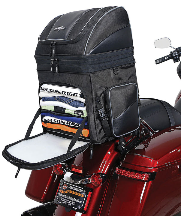 nelson rigg route 1 destination motorcycle storage bag