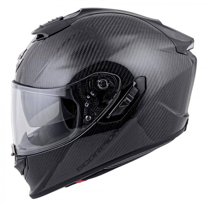 scorpion exo st1400 carbon helmet black