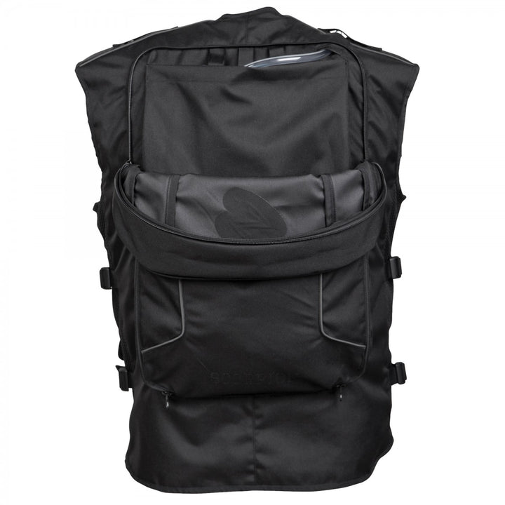 scorpion covert tactical vest back