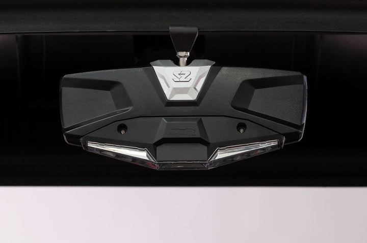 Seizmik Halo-RA LED Lighted Rear View Mirror Can Am Defender