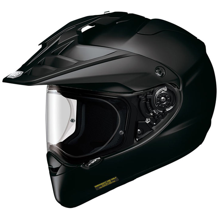 shoei hornet x2 helmet black