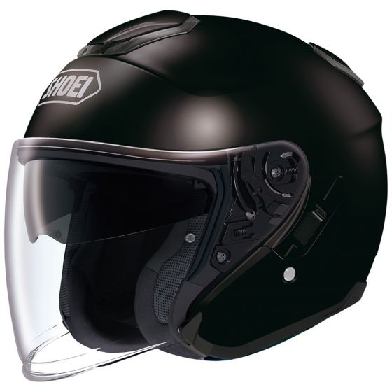 shoei j cruise helmet black