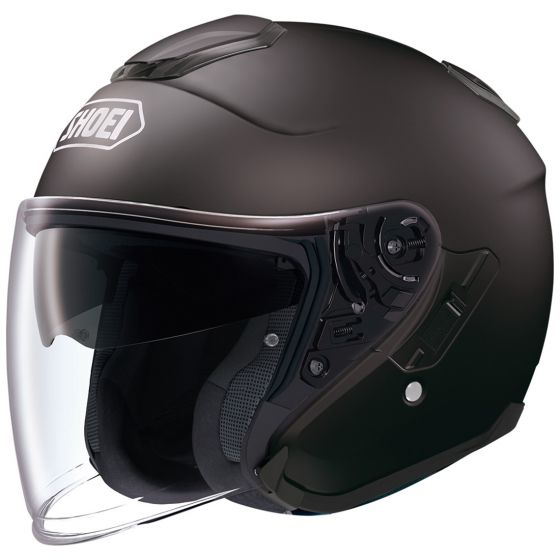 shoei j cruise helmet matte black