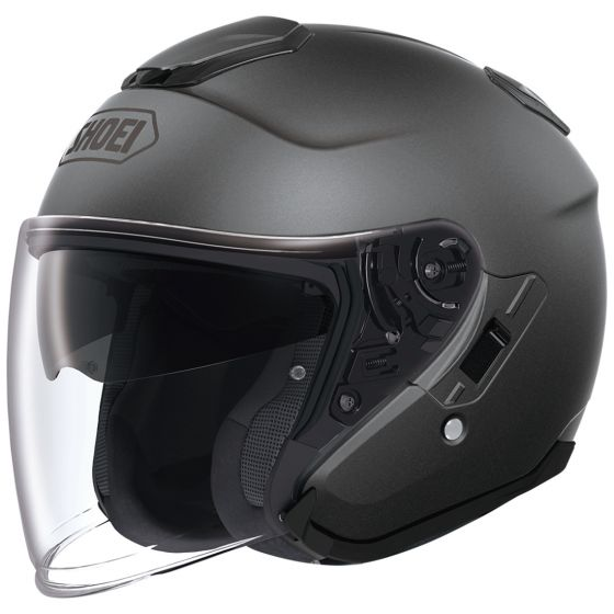 shoei j cruise helmet matte grey