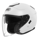 shoei j cruise helmet white