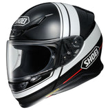 shoei rf 1200 helmet philosopher red