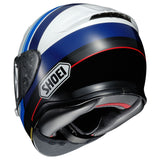 shoei rf 1200 helmet philosopher back