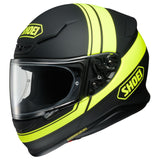 shoei rf 1200 helmet philosopher yellow