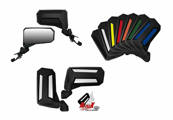 Spike UTV Mirrors Pro Fit