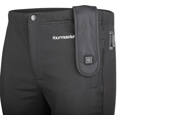 tourmaster synergy pro plus heated pants power