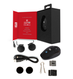 uclear amp go helmet bluetooth headset in the box