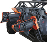 utv storage can am x3 rear door bags front rear