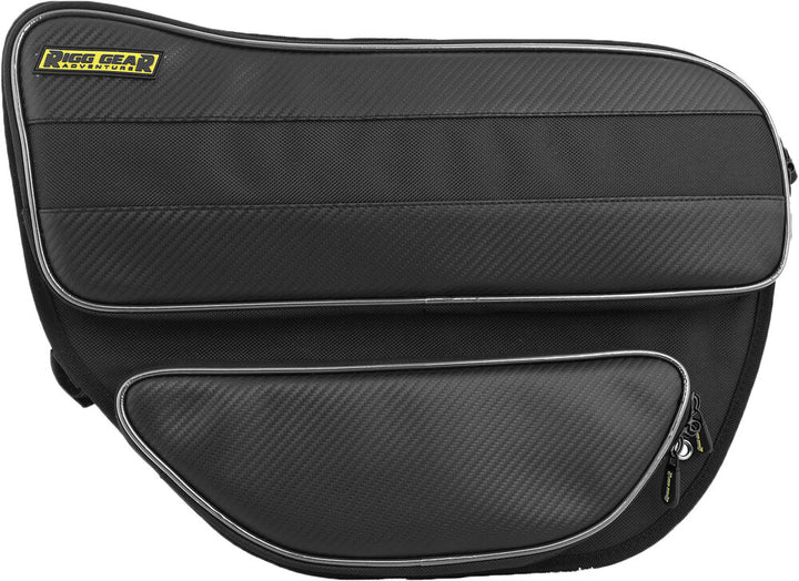 utv storage can am x3 rear door bags