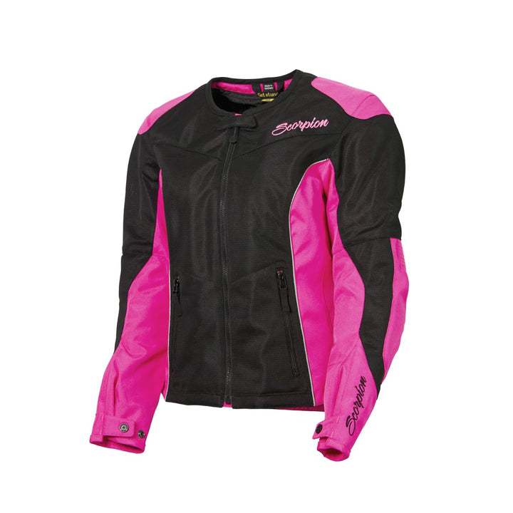 scorpion-verano-womens-jacket-pink-front