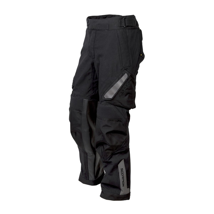 scorpion-yukon-motorcycle-pants-black-side