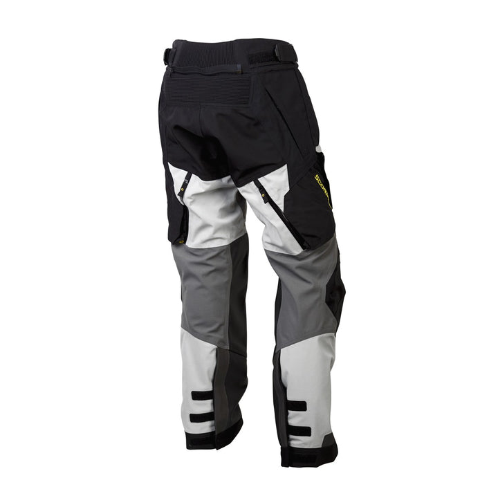 scorpion-yukon-motorcycle-pants-grey-rear