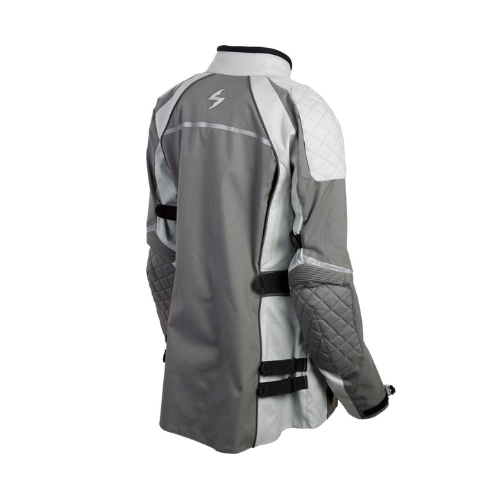 scorpion-zion-womens-jacket-grey-back