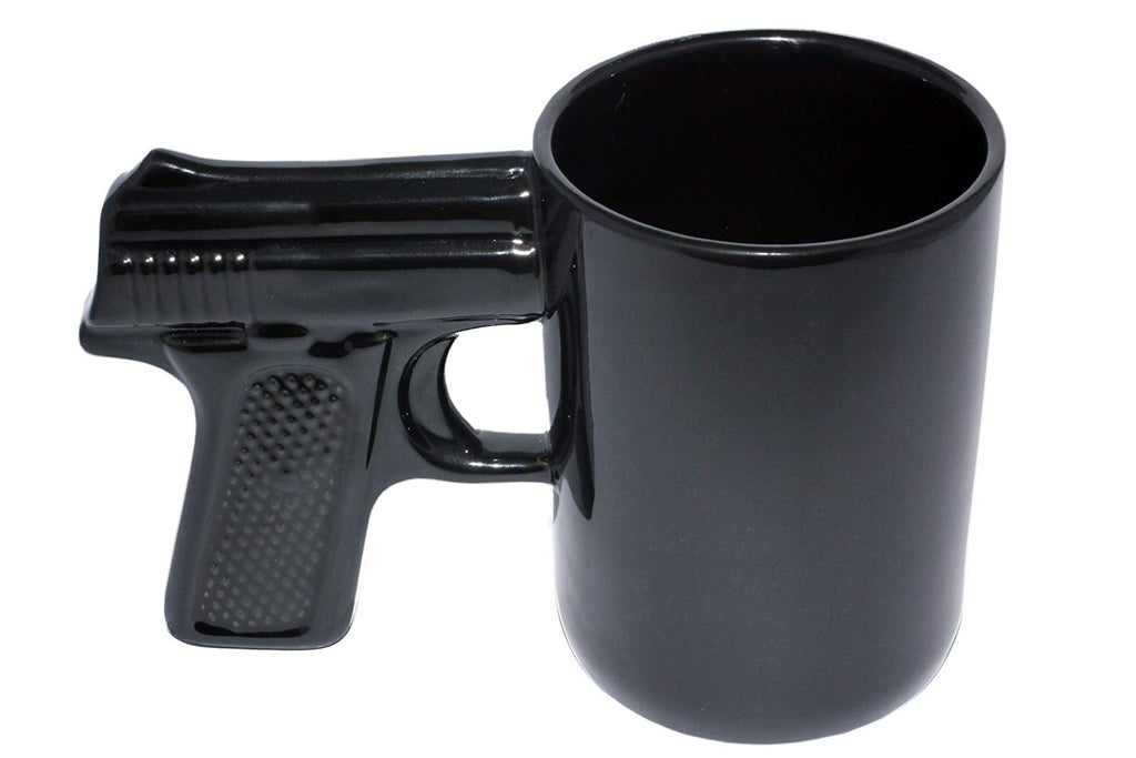 AGS Brands Gun Mug Ceramic