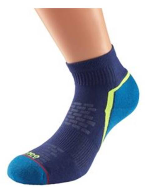 WOMENS 1000 MILE ACTIV QUARTER SOCK