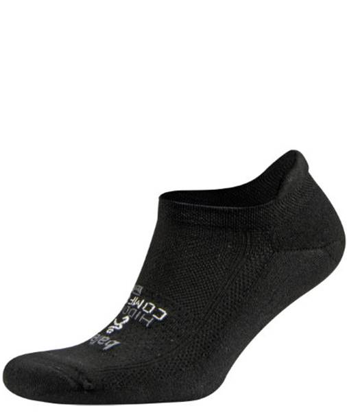 Balega Hidden Comfort Socks - Black