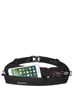 Fitletic Fitness Belt - Double Pouch