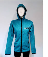 Women's Metres to Miles Melange Knit Fleece Jacket