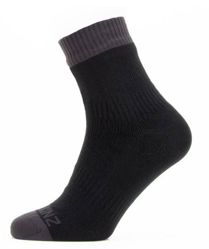 Sealskinz Waterproof Warm Weather Ankle Length Sock